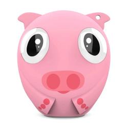 Портативная колонка HIPER ZOO Music Lily Pig H-OZ4 беспроводная. HIPER