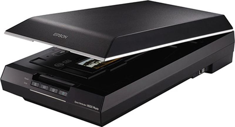 Сканер Epson V600, B11B198033, черный Epson