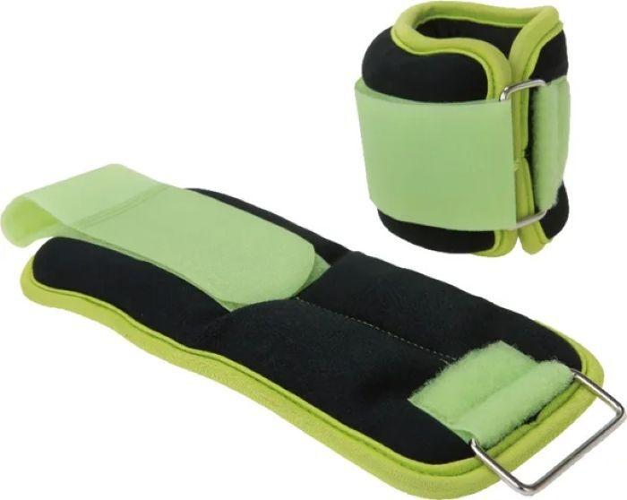 Утяжелитель Iron People IR97811, зеленый, 1 кг