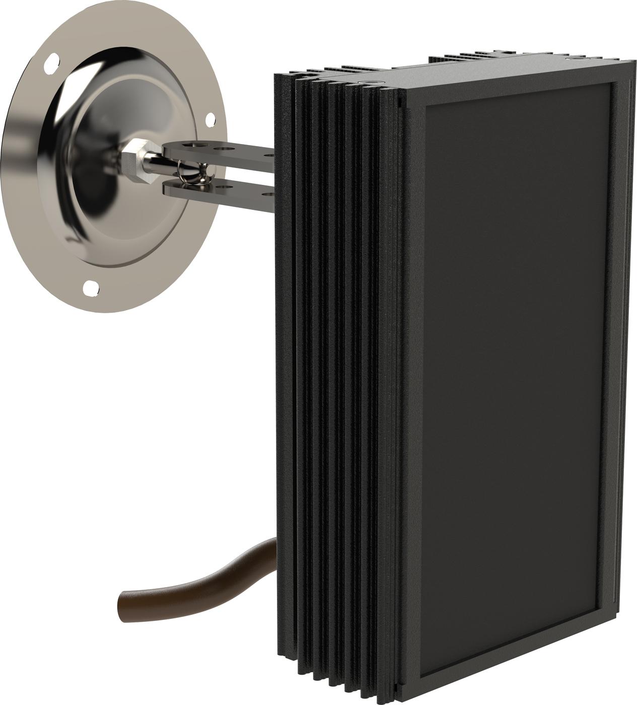 Инфракрасный прожектор Microlight IR Helios XXL 60/12 940 нм Для полностью скрытого видеонаблюдения Широкоугольный 60 град. Дальность до 30 метров ночного видения Уличный IP67