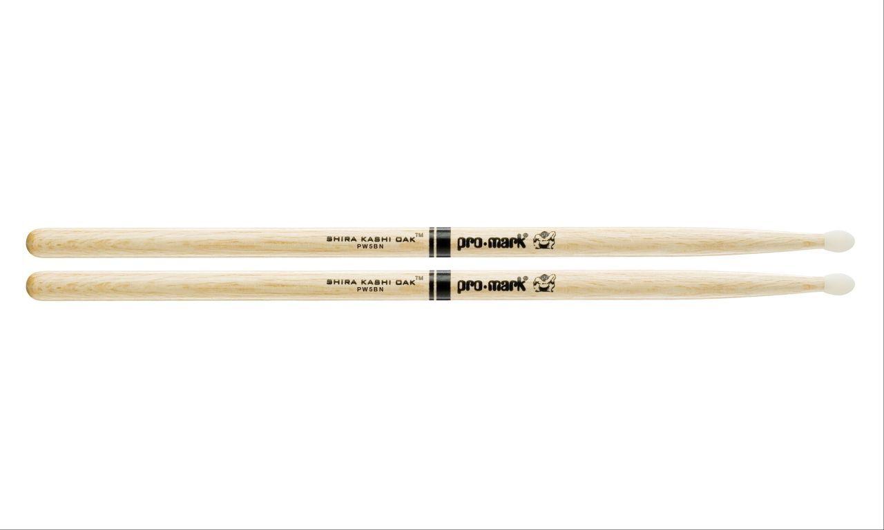 PRO MARK PW5BN - барабанные палочки , дуб pro mark promark r5bag rebound 5b activegrip acorn