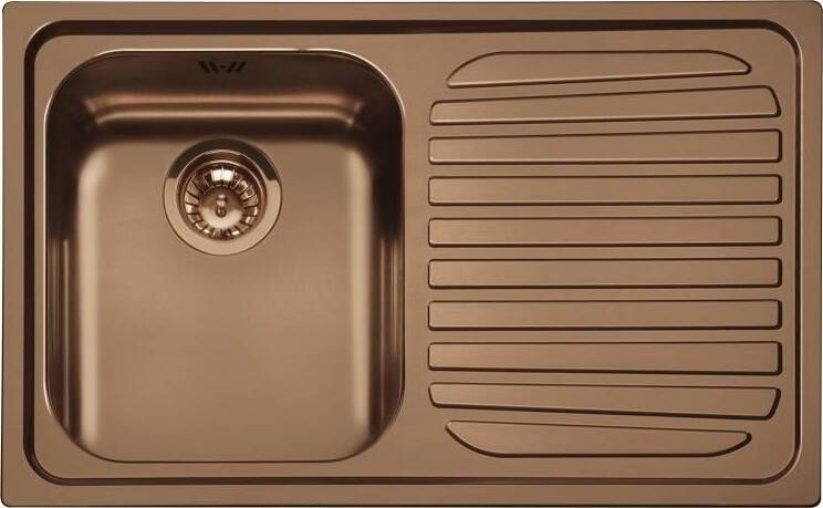 Кухонная мойка Smeg SP791DRA крыло справа