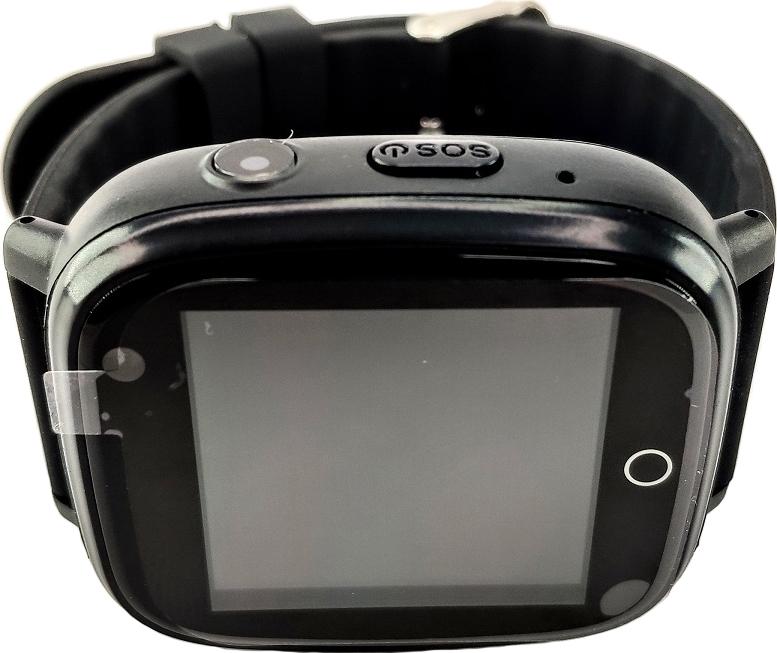 Детские GPS часы Nuobi Q11 (Черный)