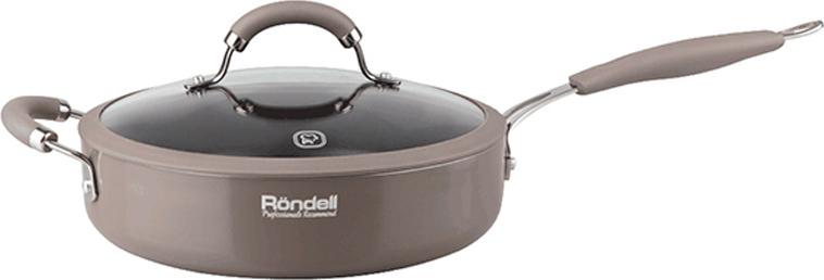 Сковорода с крышкой Rondell Balance 26 см RDA-785