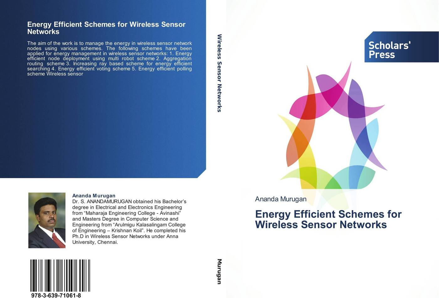 Ananda Murugan Energy Efficient Schemes for Wireless Sensor Networks localization in wireless sensor network