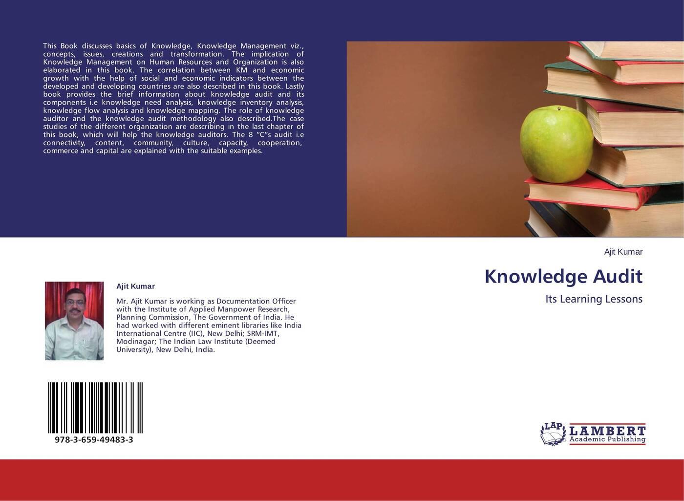 Ajit Kumar Knowledge Audit