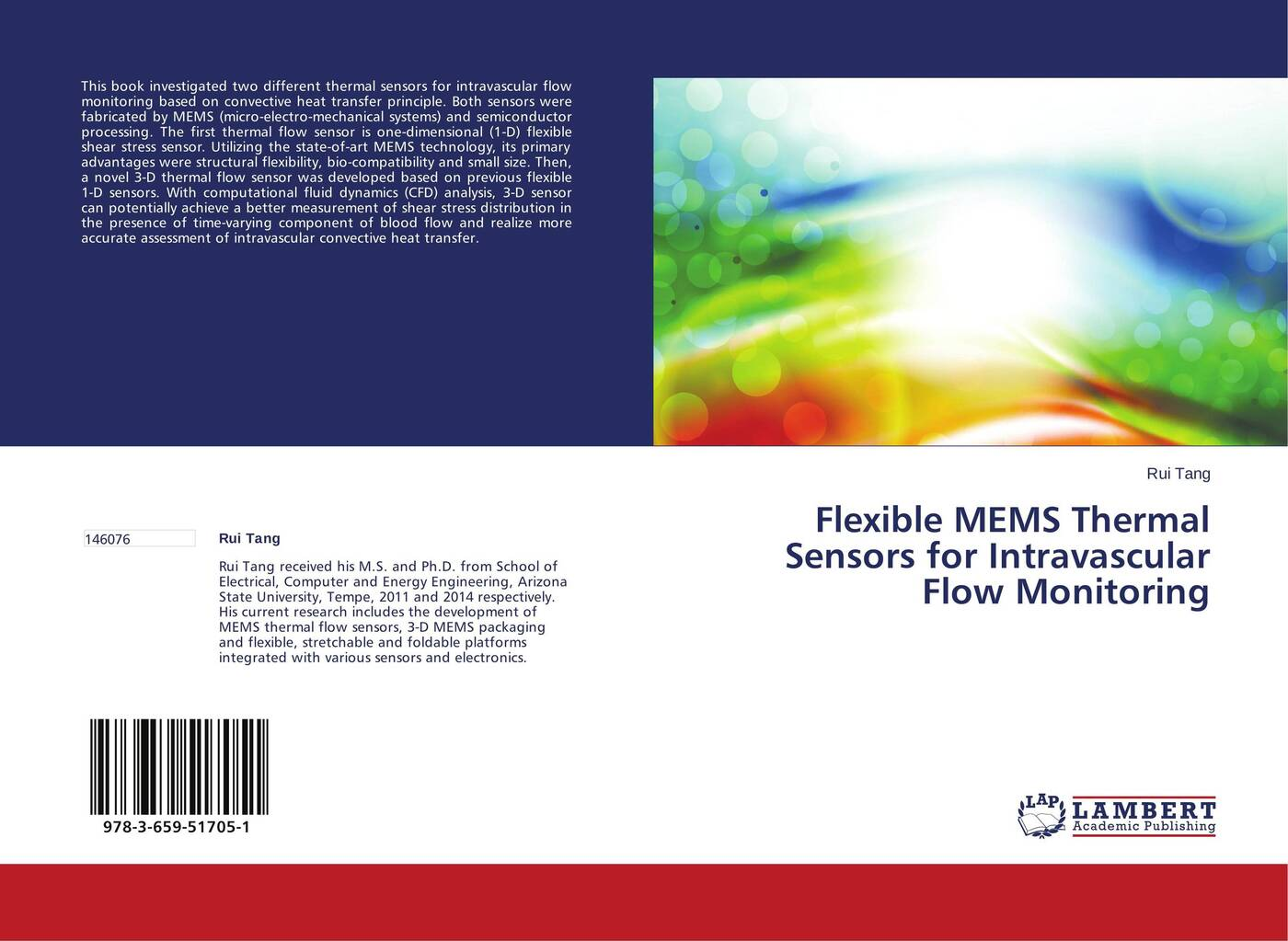 Rui Tang Flexible MEMS Thermal Sensors for Intravascular Flow Monitoring alexandre macedo fernandes double diffusive salt finger convection in a laminar shear flow
