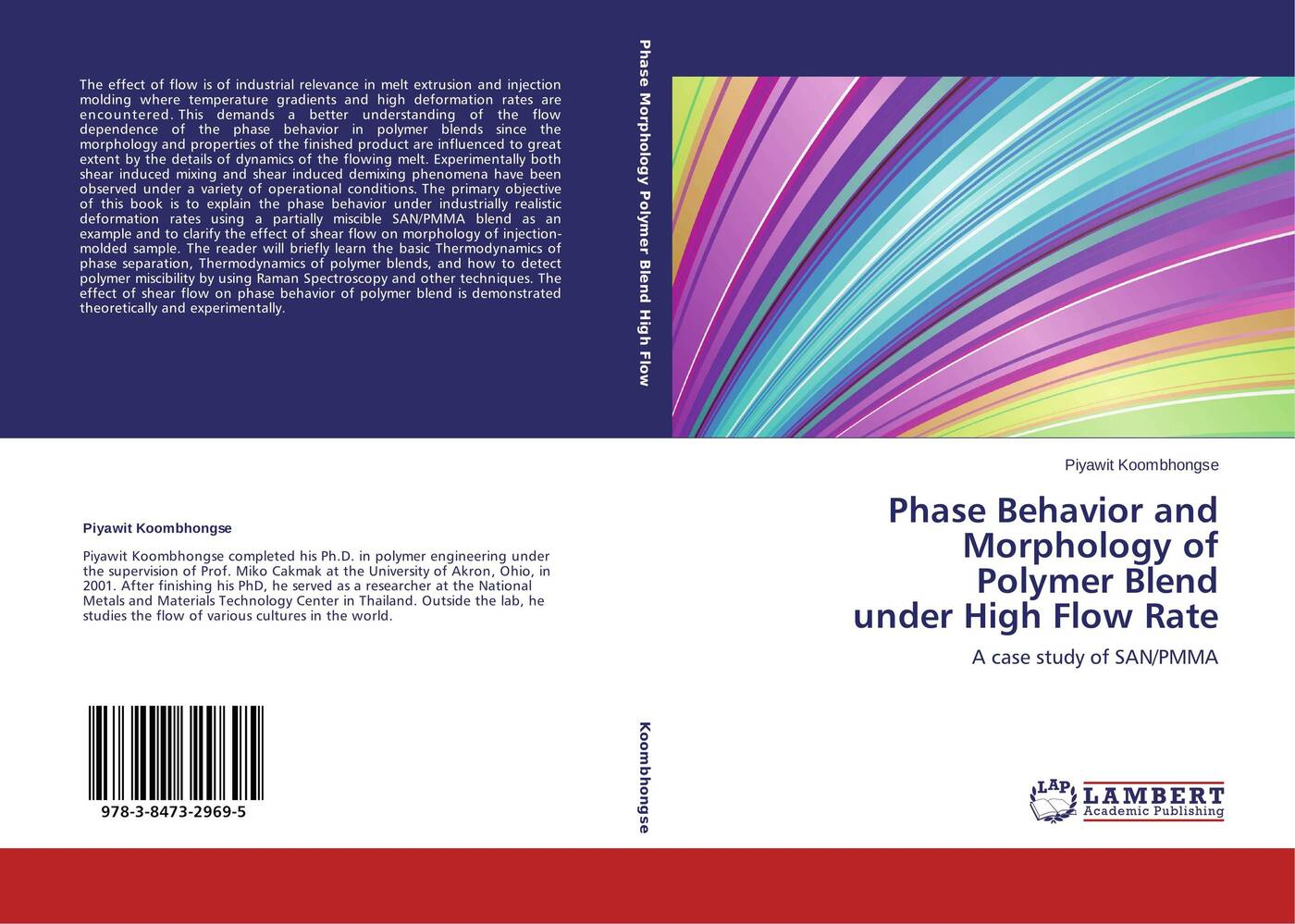 Piyawit Koombhongse Phase Behavior and Morphology of Polymer Blend under High Flow Rate mohamed aymen elouaer maher souguir and cherif hannachi effect of nacl priming on germination behavior of fenugreek