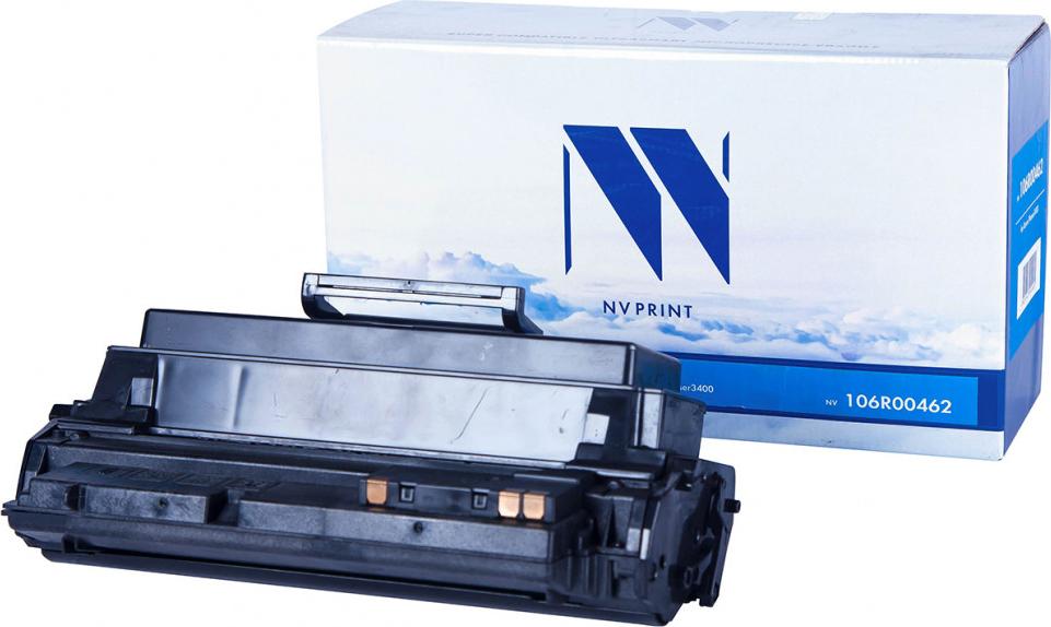 Тонер-картридж NV Print 106R00462, черный, для лазерного принтера