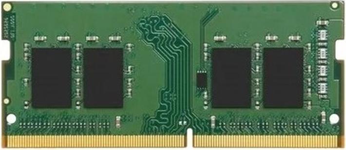Оперативная память Kingston 4GB DDR4 2666 SO DIMM KVR26S19S6/4 Non-ECC, CL19, 1.2V, 1Rx16