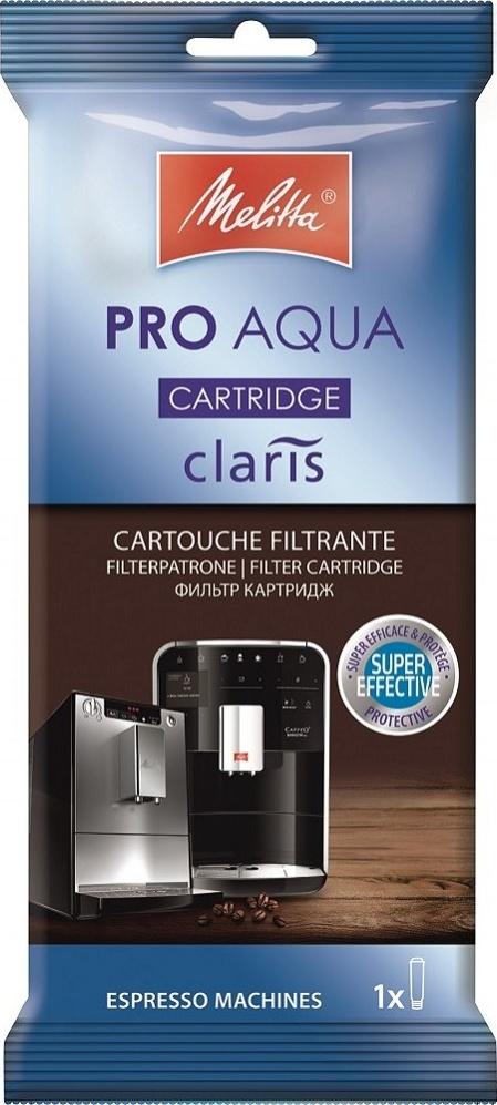 Водный фильтр-картридж Claris для автоматических кофемашин Melitta