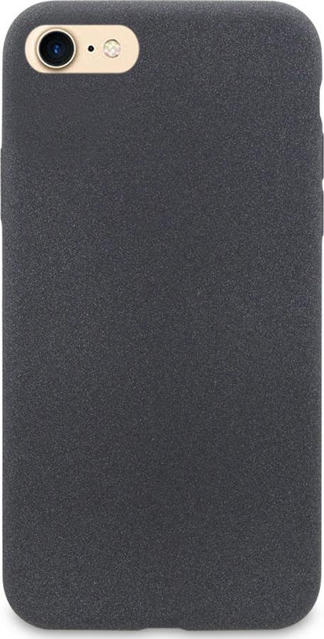 Чехол-накладка DYP Liquid Pebble для Apple iPhone 7/8, темно-серый