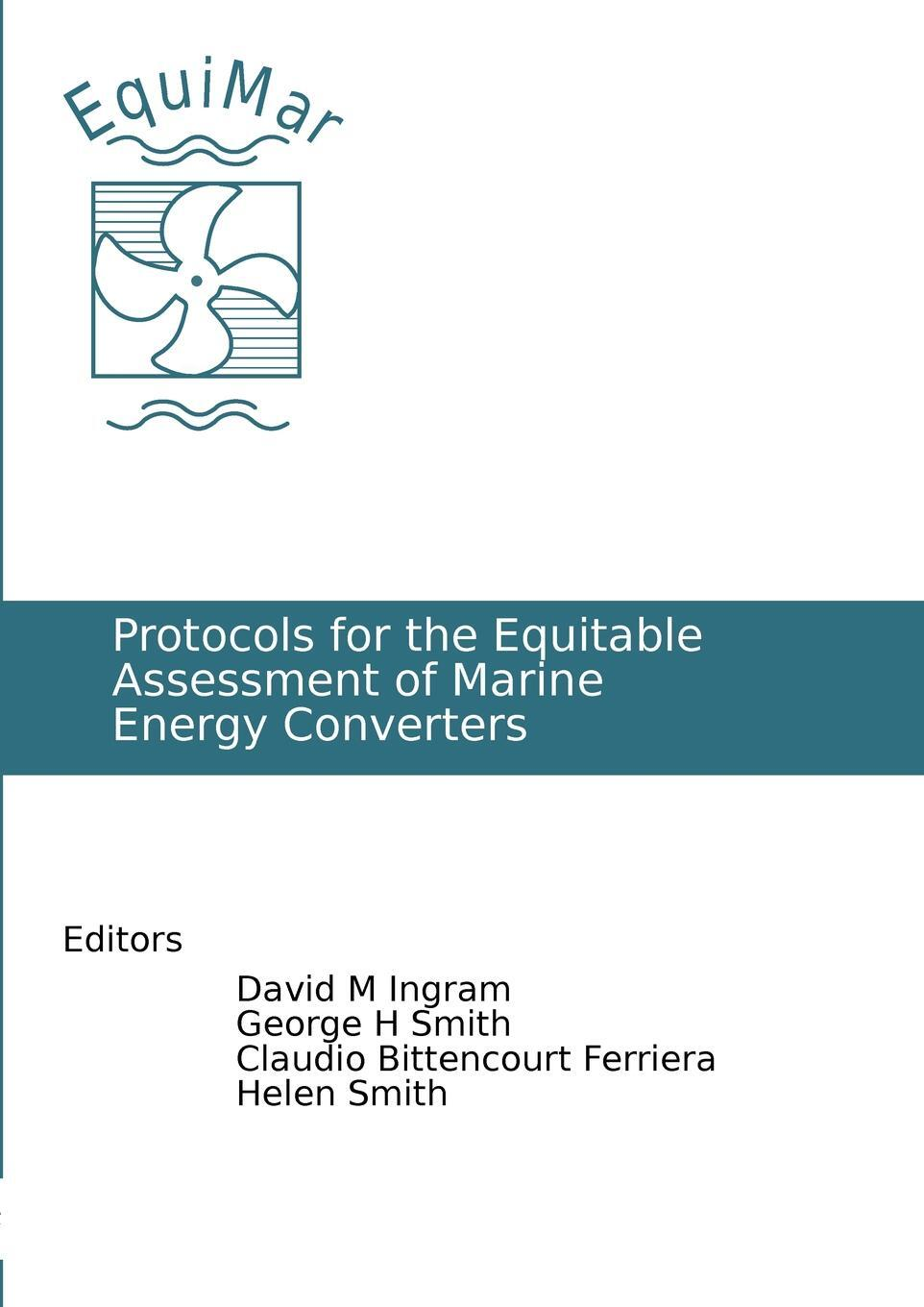 Protocols for the Equitable Assessment of Marine Energy Converters