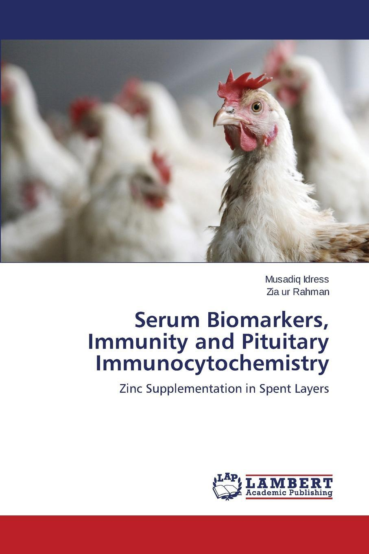 Serum Biomarkers, Immunity and Pituitary Immunocytochemistry