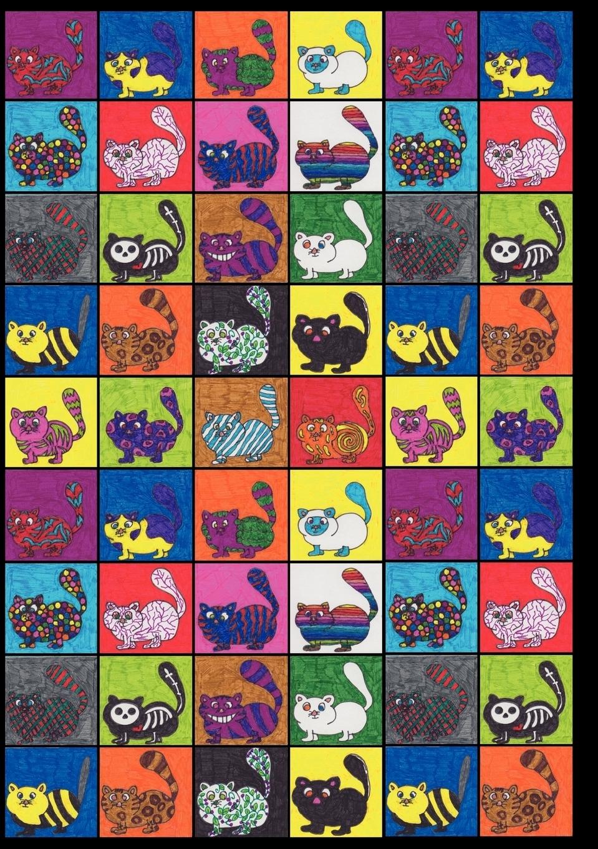 Sandra Storch. Very British Cats