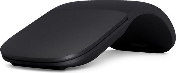 Мышь Microsoft ARC Touch черный оптическая (1000dpi) беспроводная USB (3but)