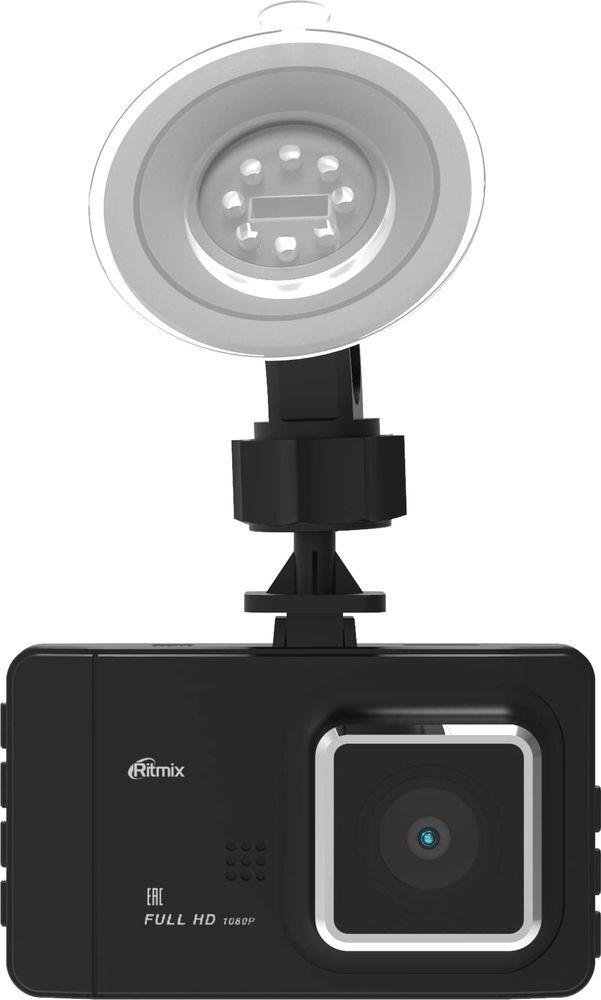 Видеорегистратор Ritmix AVR-380 Easy, черный