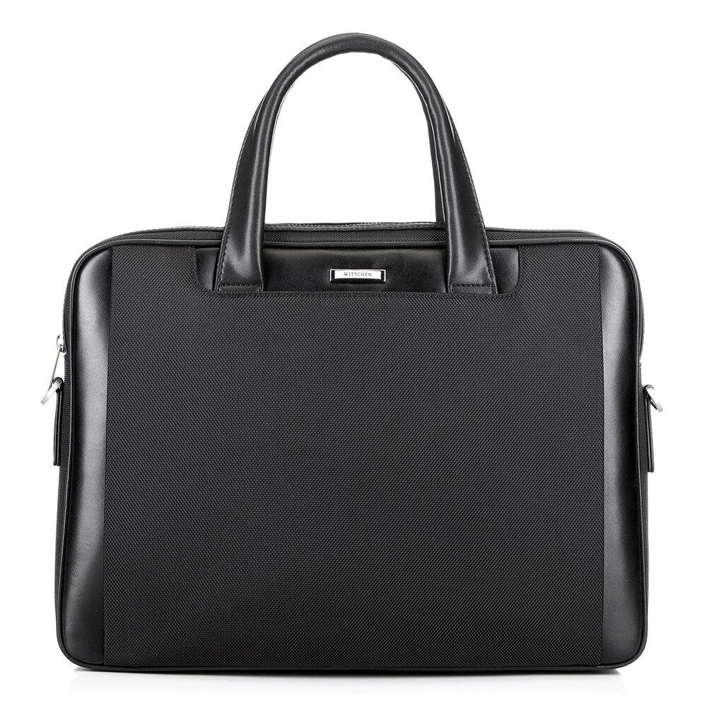 Сумка для ноутбука Wittchen 89-3U-200-1, цвет черный