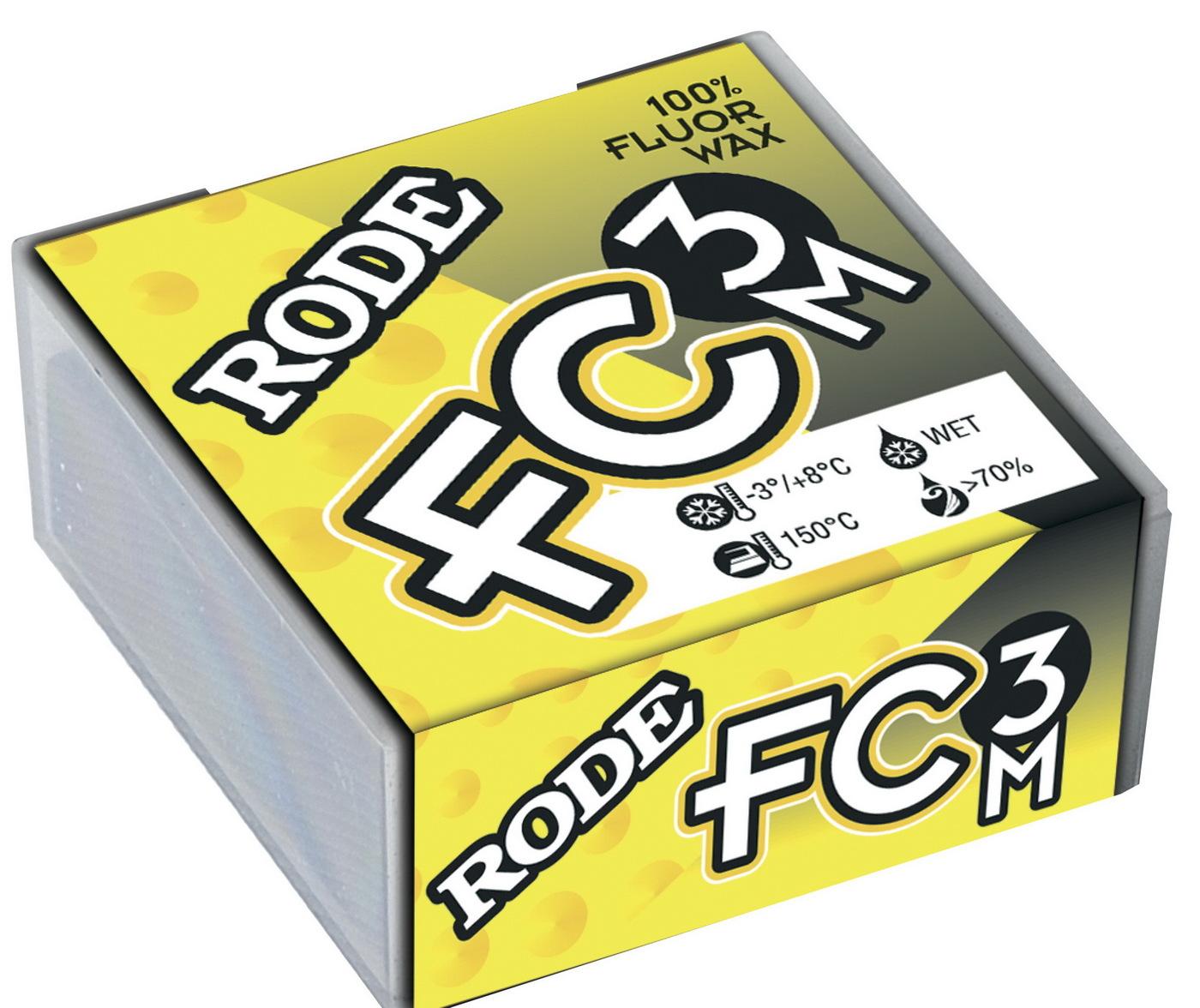 Фторовая спрессовка Rode FC3M с молибденом, -3°…+8°C, FC3M, 20 г