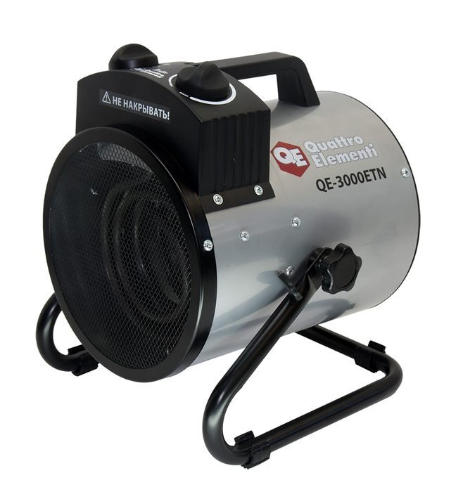 Электрическая тепловая пушка QUATTRO ELEMENTI QE-3000 ETN 649-257