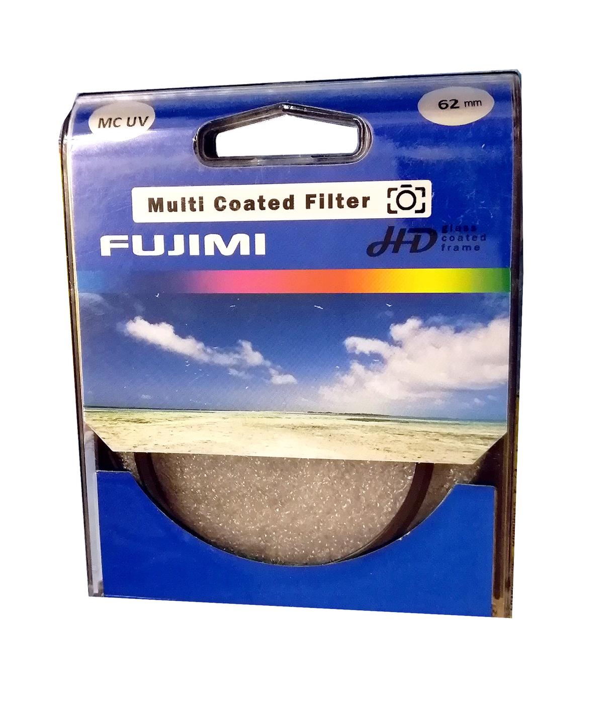 Светофильтр Fujimi MC UV 62мм