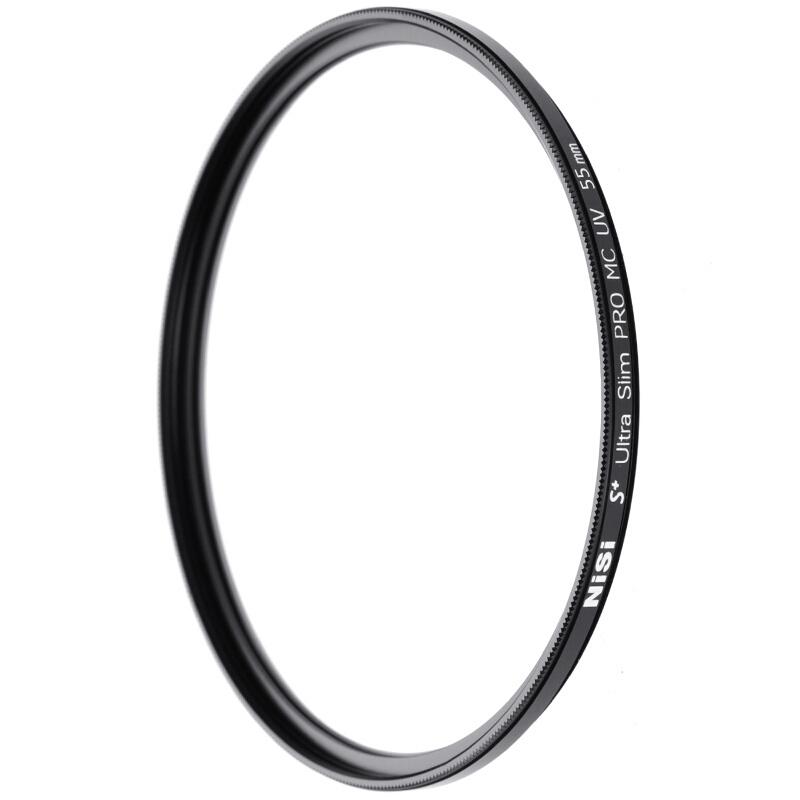 Фильтр для фотокамеры NiSi MC UV 55mm, черный