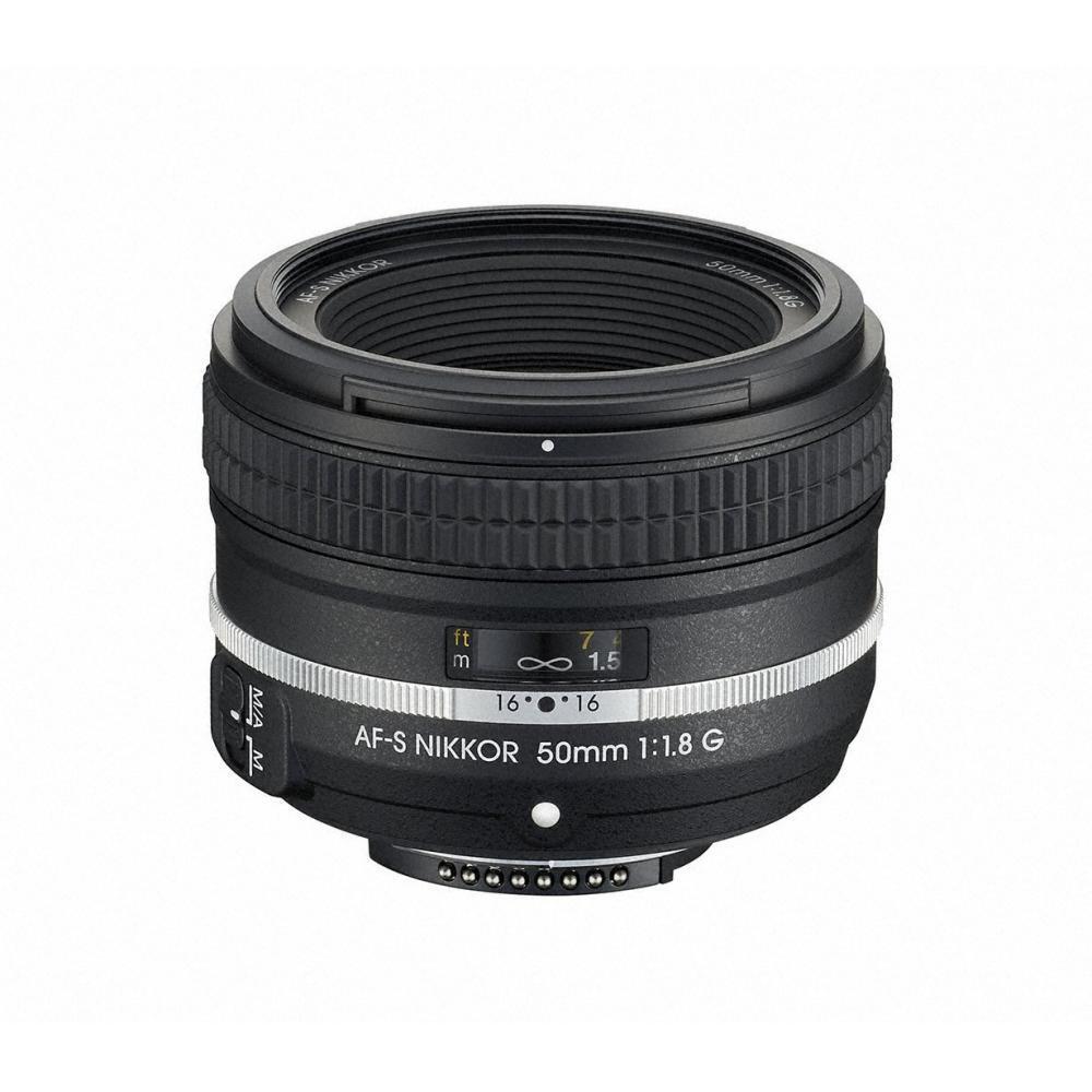 Nikon single focus lens AF-S NIKKOR 50mm f / 1.8G (Special Edition) full size corresponding