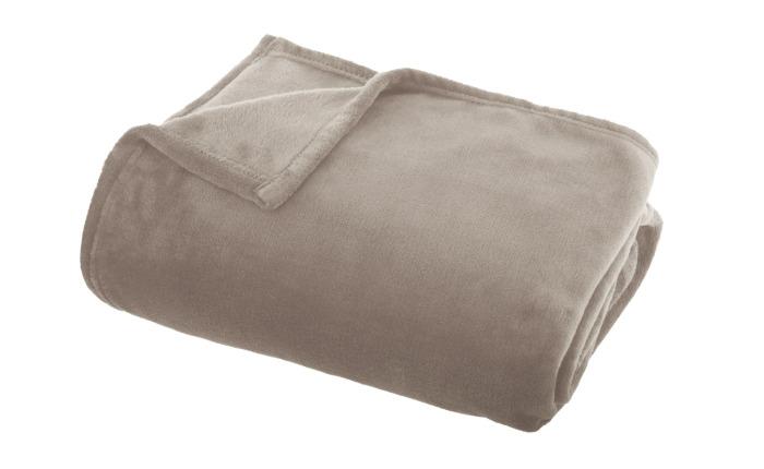 Плед, 125х150 см, цвет серый-21091