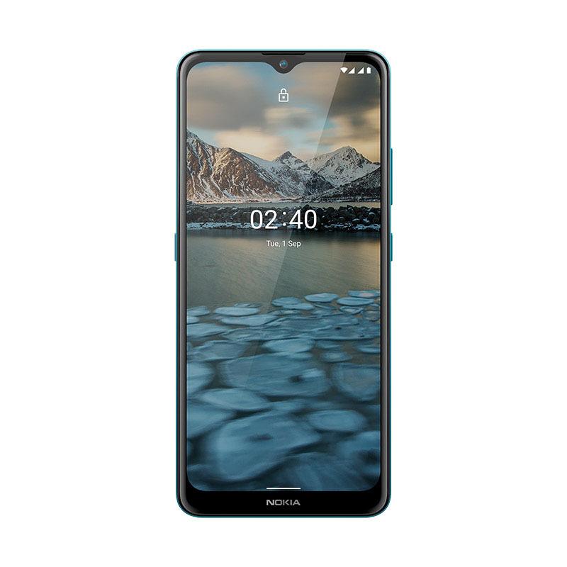 смартфон nokia 2.4 ds  2/32gb, серый