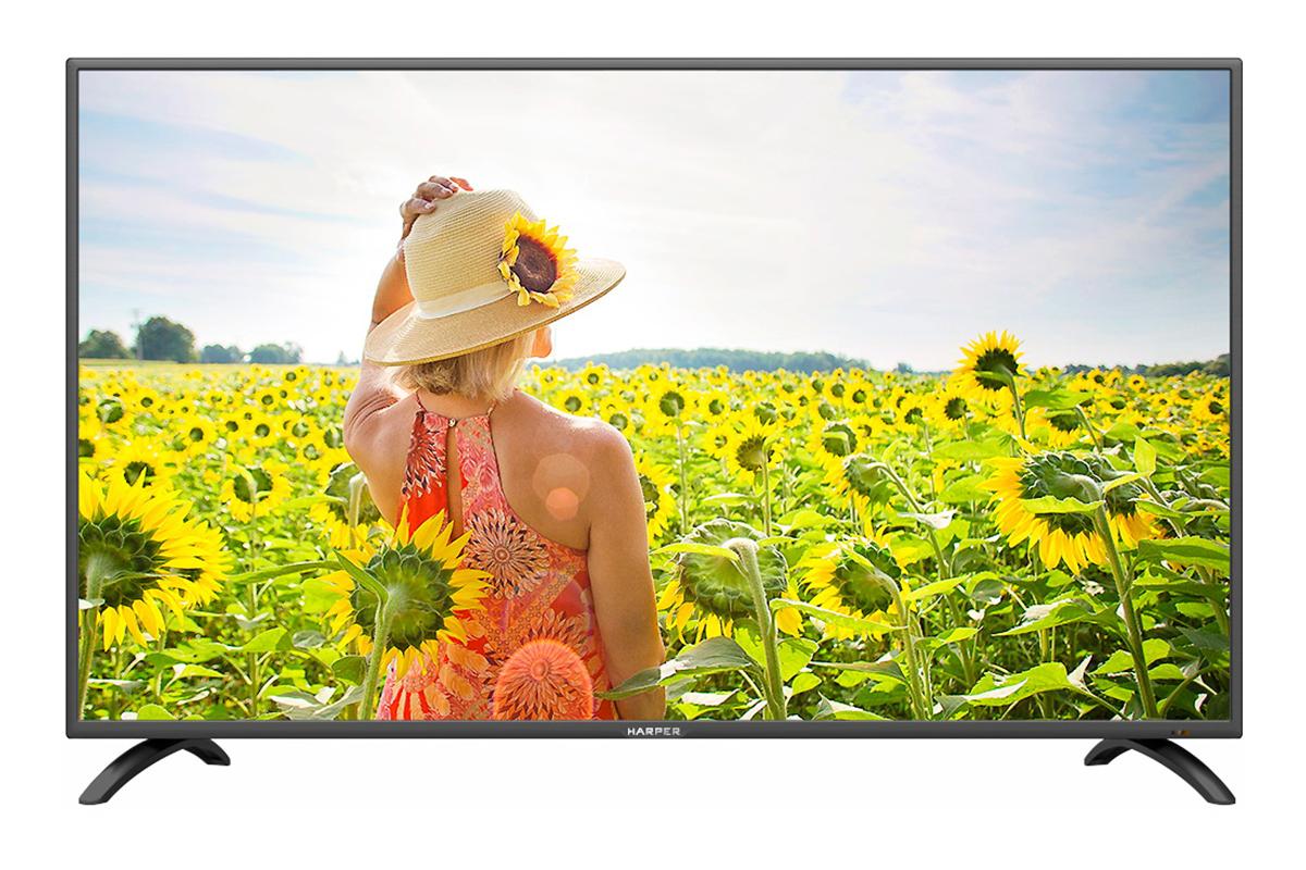 """full hd телевизор harper 43f670t 43"""" (2020)"""