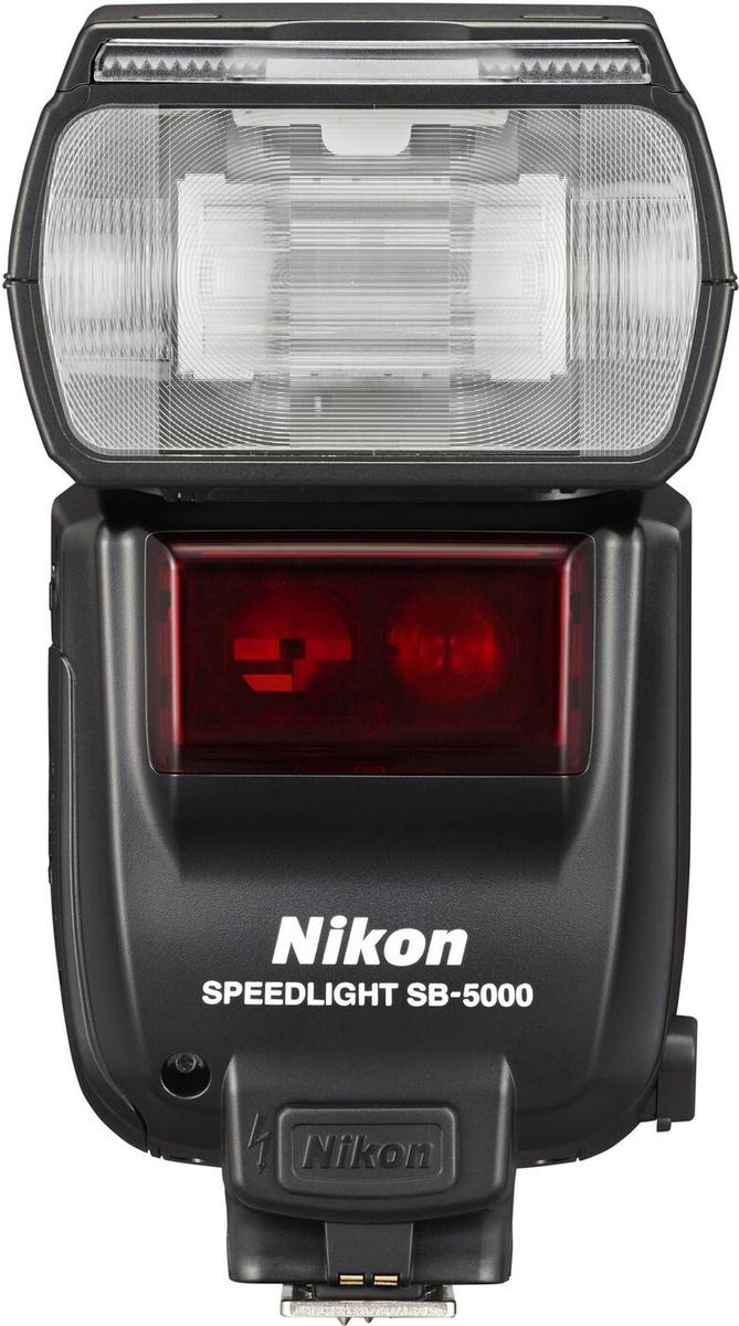 Вспышка Nikon Speedlight SB-5000, черный #1