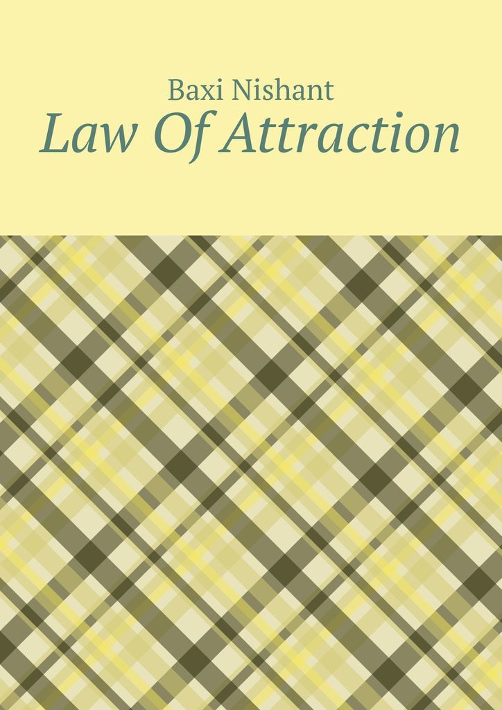 Law Of Attraction #1