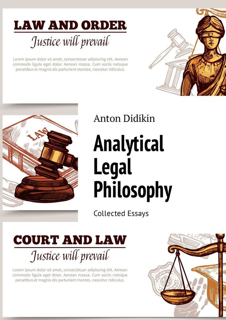 Analytical Legal Philosophy #1