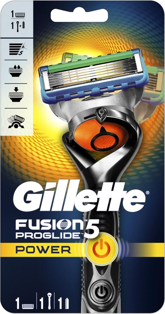 Gillette Мужская Бритва Fusion5 ProGlide с Технологией FlexBall #1