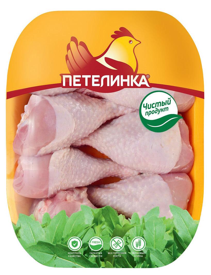 Голень цыпленка-бройлера Петелинка, охлажденная, 0,8 кг #1