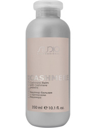 Kapous Professional Luxe Care Кашемир Бальзам с протеинами кашемира, 350 мл. Уход за волосами от профессионалов