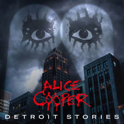 Audio CD ALICE COOPER. Detroit Stories (CD+DVD Digi). ALICE COOPER 2021