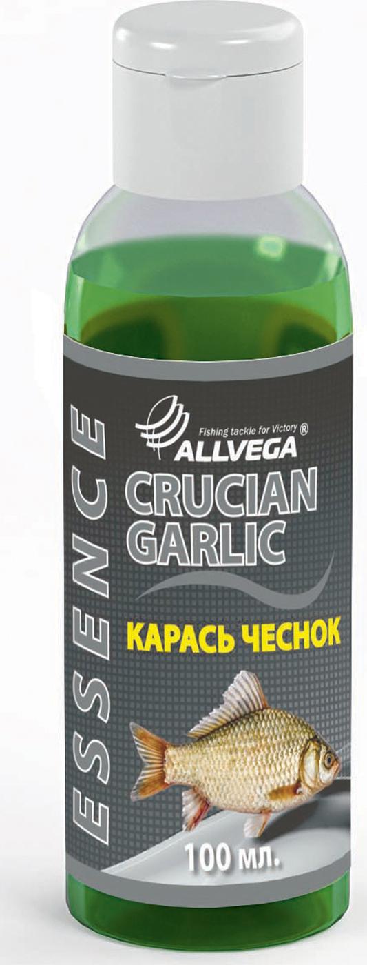 Ароматизатор-концентрат для рыбалки Allvega Essence Crucian Garlic Карась чеснок , 100 мл