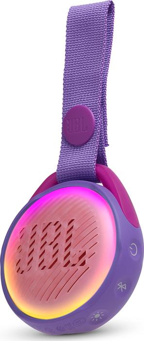 Портативная акустическая система JBL Jr Pop Iris Purple