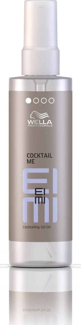 Масло-гель для волос Wella Professionals EIMI Cocktail Meмоделирующее, 95 мл масло спрей для волос wella professionals eimi oil spritz для стайлинга 95 мл