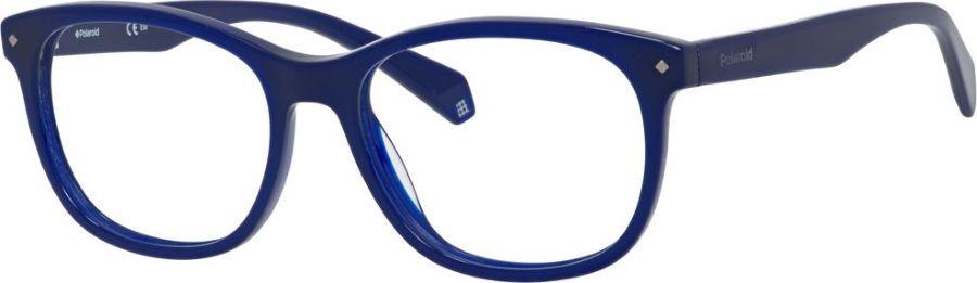Оправа для очков женская Polaroid D319, PLD-100342PJP5217, синий polaroid pld d203 dl5