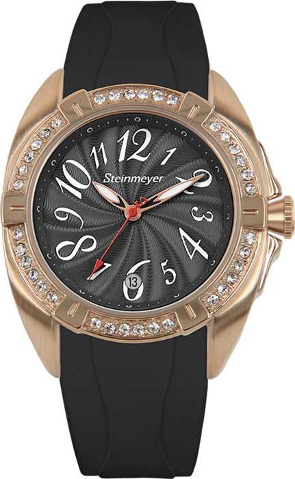 купить Наручные часы Steinmeyer S 801.43.21 по цене 4400 рублей