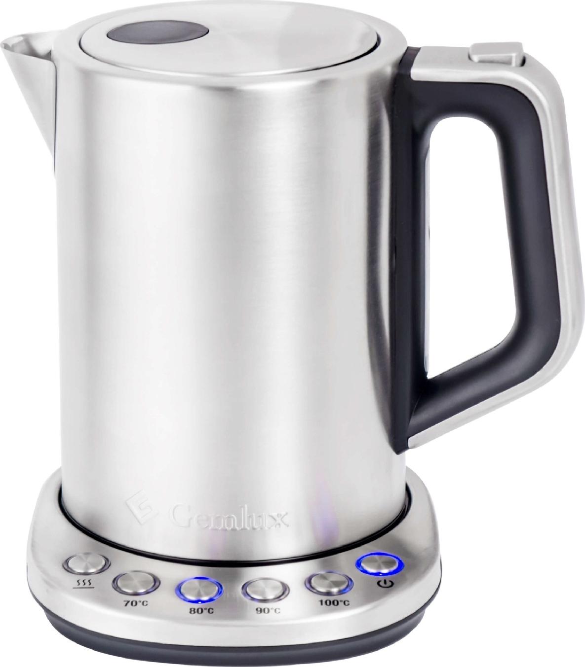 Электрический чайник Gemlux GL-EK622SS чайник электрический gemlux gl ek622ss 1 5 л