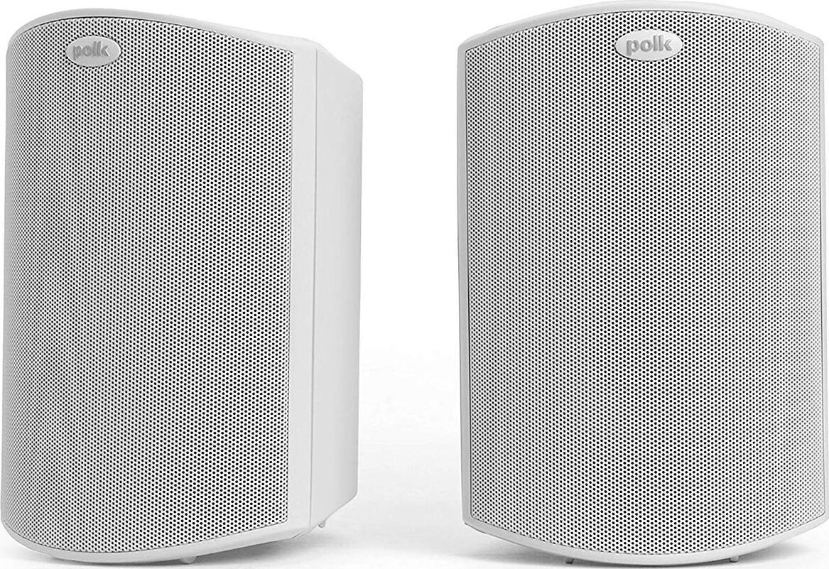 Polk Audio Atrium 4 White всепогодная акустическая система (пара)