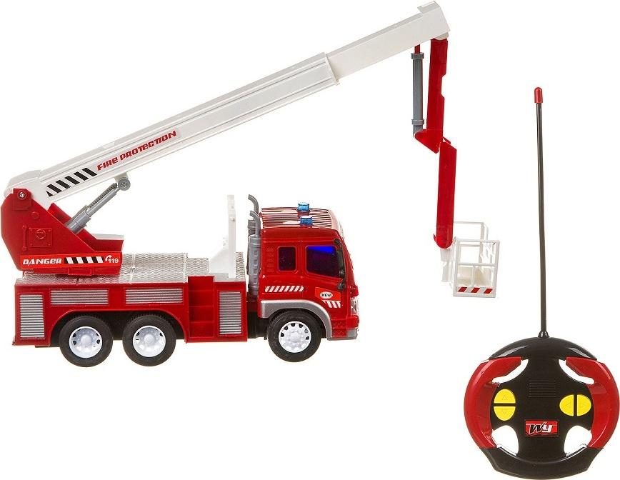 HQ Пожарная машина на радиоуправлении