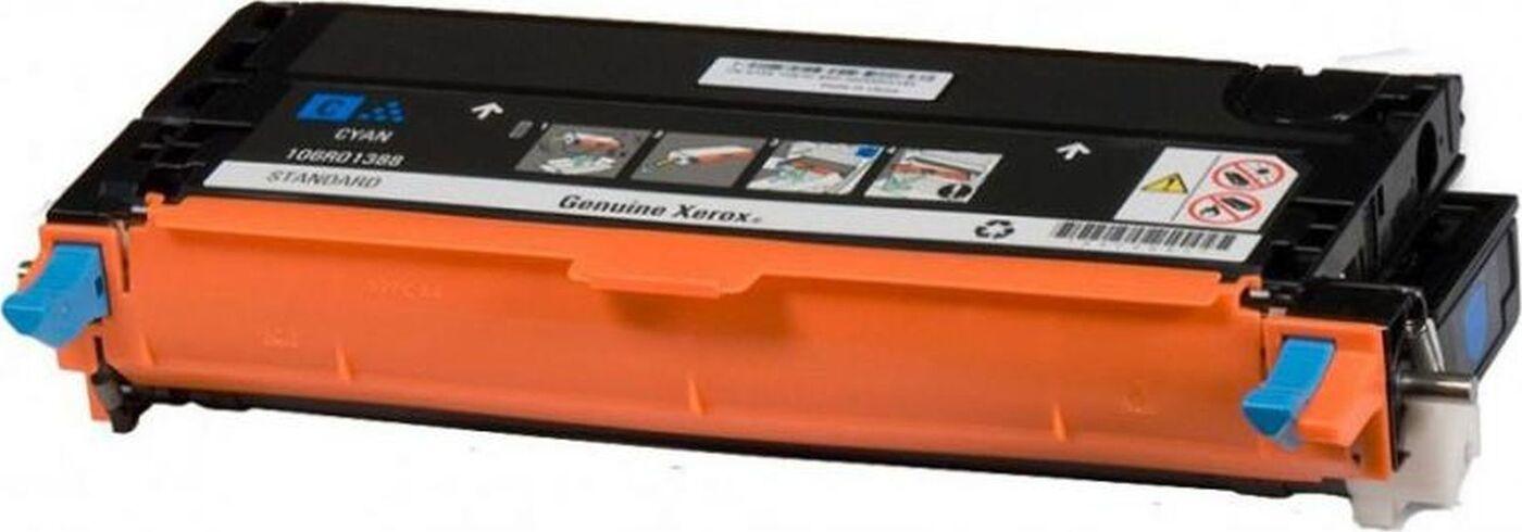 Картридж SAKURA 106R01388 для Xerox Phaser 6280, синий, 2200 к.