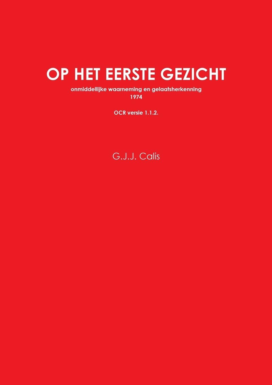 G.J.J. Calis Op het eerste gezicht OCR ISBN ilj boot invloeden op de beslissing van outsourcen in het mkb