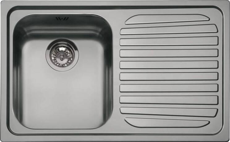 Кухонная мойка Smeg SP791DN крыло справа