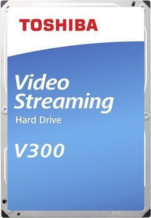 Внутренний жесткий диск Toshiba V300 3TB, HDWU130UZSVA жесткий диск toshiba dt01aca100