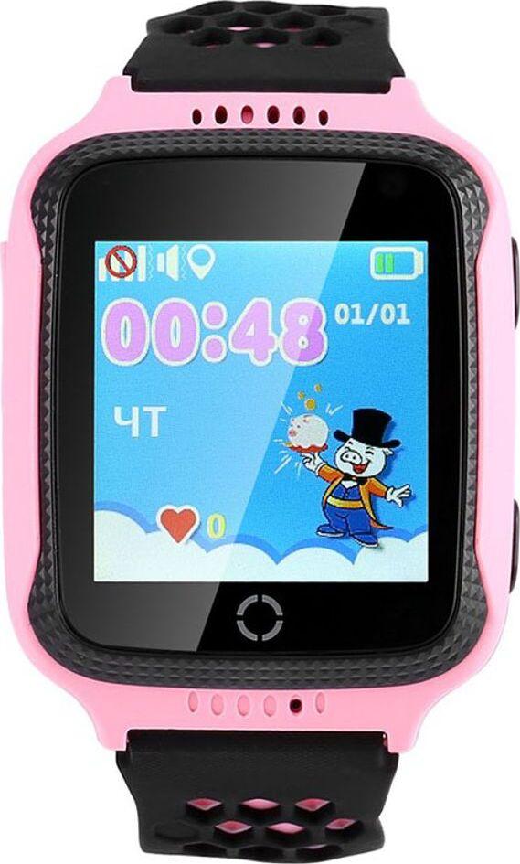 Детские GPS часы Nuobi Q529 (Розовый) детские часы с gps wonlex gw700s красные